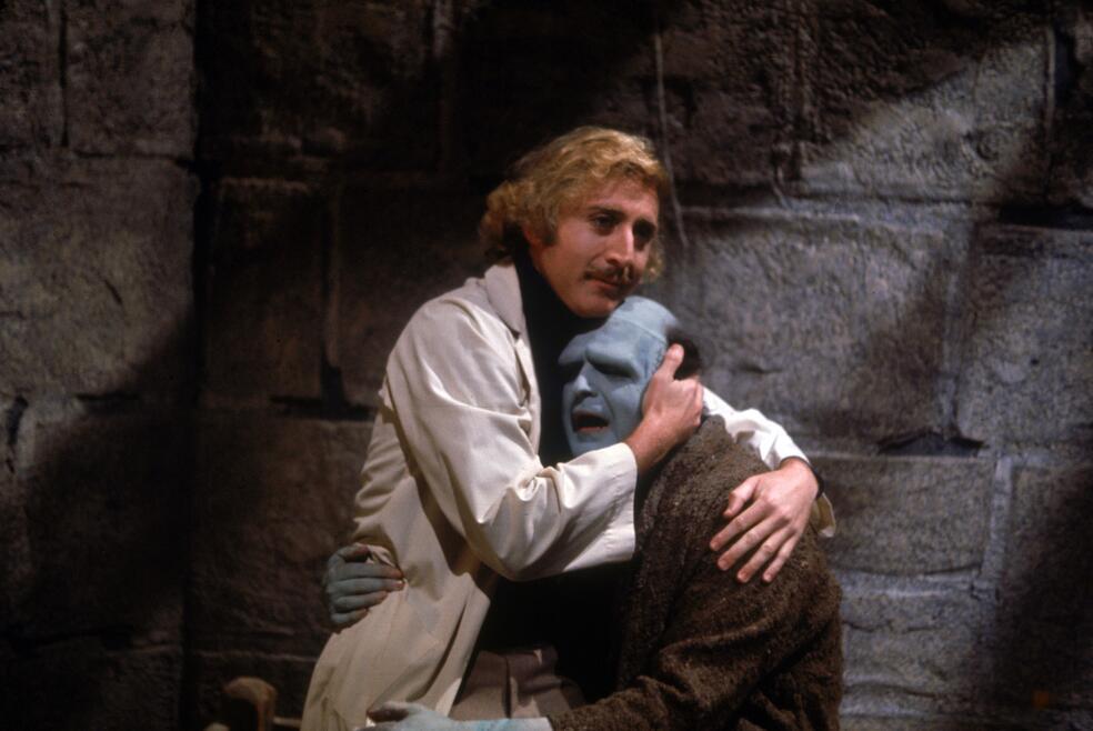 Frankenstein Junior mit Gene Wilder