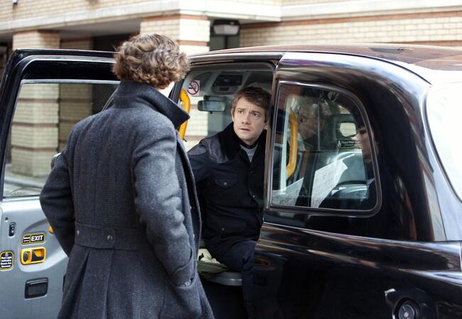 Sherlock Das Große Spiel