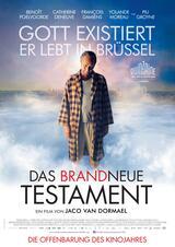 Das brandneue Testament - Poster