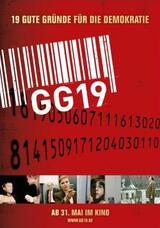 GG 19 - Deutschland in 19 Artikeln - Poster