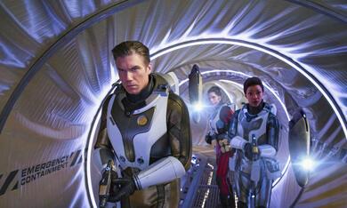 Star Trek: Discovery - Staffel 2, Star Trek: Discovery - Staffel 2 Episode 1 mit Anson Mount, Sonequa Martin-Green und Rachael Ancheril - Bild 1