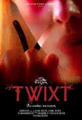 Auswahlposter für die Abstimmung zum offiziellen Twixt-Filmplakat