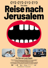 Reise nach Jerusalem - Poster