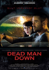 Dead Man Down - Poster