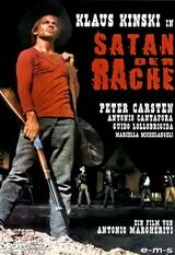 Satan der Rache - Poster