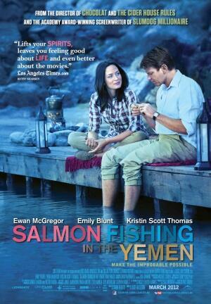 Lachsfischen Im Jemen Imdb
