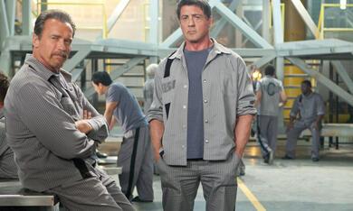 Escape Plan mit Arnold Schwarzenegger und Sylvester Stallone - Bild 1