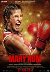 Mary Kom - Poster