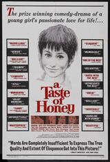 Bitterer Honig - Poster