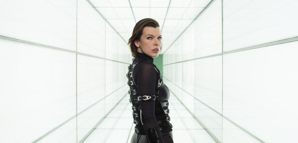 Milla Jovovich Unfall