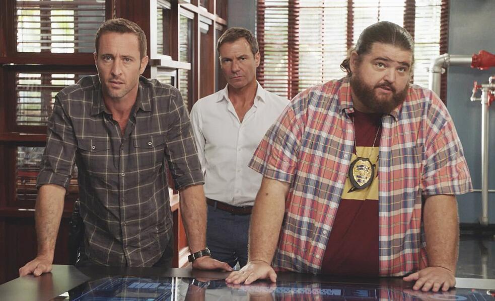 Hawaii Five 0 Staffel 8 Dvd