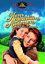 Hans Christian Andersen und die Tänzerin - Poster