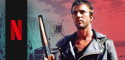 Mel Gibson in Mad Max II - Der Vollstrecker