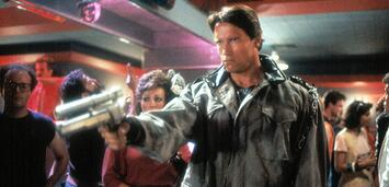 Bild zu:  Arnold Schwarzenegger als T-800