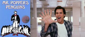 Jim Carrey bald als Vater eines ganzen Dutzend Pinguine?