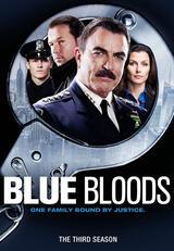 Blue Bloods - Crime Scene New York - Staffel 3 - Poster