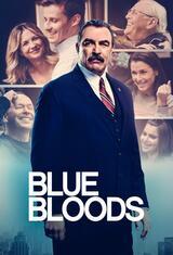 Blue Bloods - Crime Scene New York - Staffel 12 - Poster