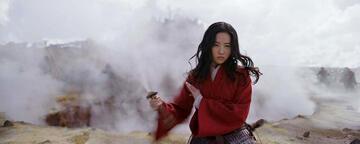Yifel Lui in Mulan