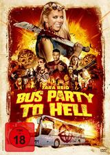 Bus Party to Hell - Poster