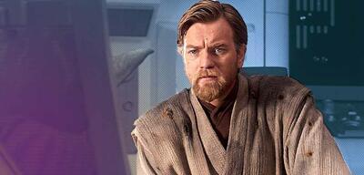 Ewan McGregor als Obi Wan-Kenobi