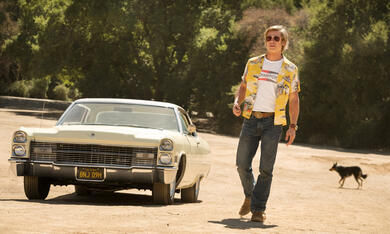 Once Upon a Time ... in Hollywood mit Brad Pitt - Bild 4