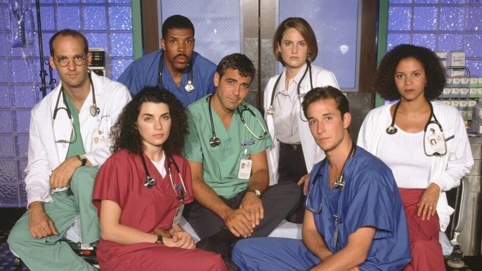 Emergency Room Staffel 8