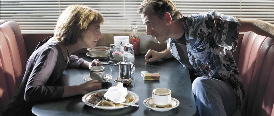 Pulp Fiction mit Tim Roth und Amanda Plummer