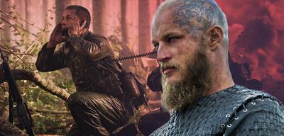 Vikings-Star Travis Fimmel in Danger Close