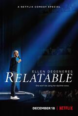 Ellen DeGeneres: Relatable - Poster