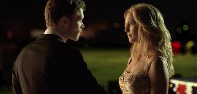 Klaus und Caroline haben eine lange Geschichte hinter sich