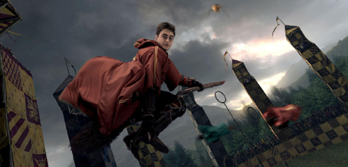 Harry Potter Spin Off