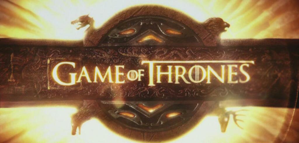Bran und Hodor in Game of Thrones