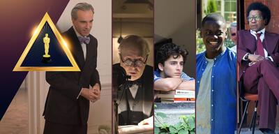 Die Oscar-Kandidaten für den Besten Hauptdarsteller 2018
