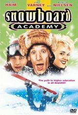 Snowboard Academy - Poster