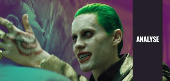 Jared Leto als Joker