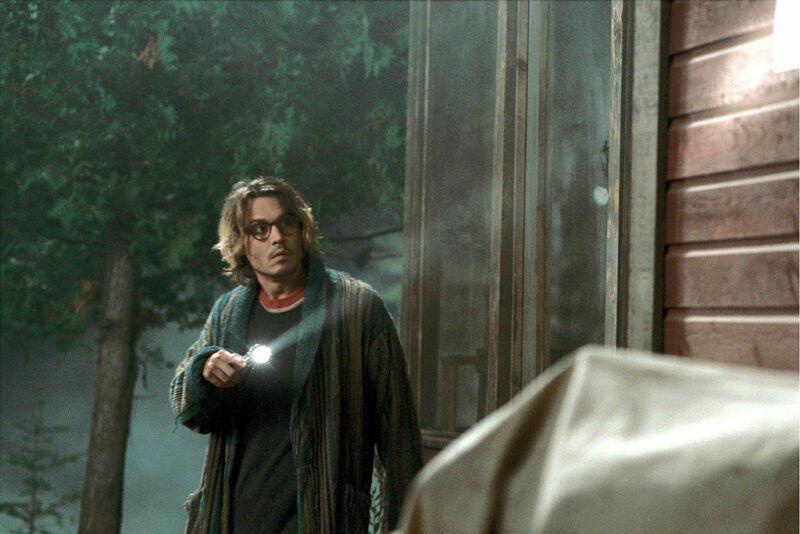 Das Fenster Johnny Depp