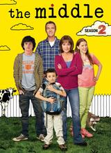 The Middle - Staffel 2 - Poster