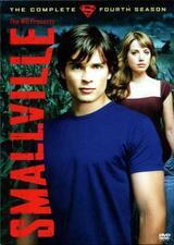 Smallville - Staffel 4 - Poster