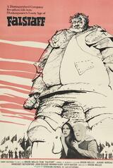 Falstaff - Poster