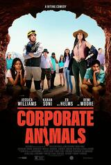 Corporate Animals - Poster