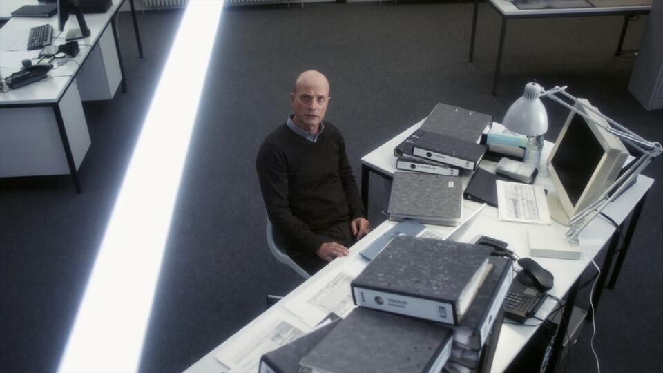 Der letzte Angestellte mit Christian Berkel