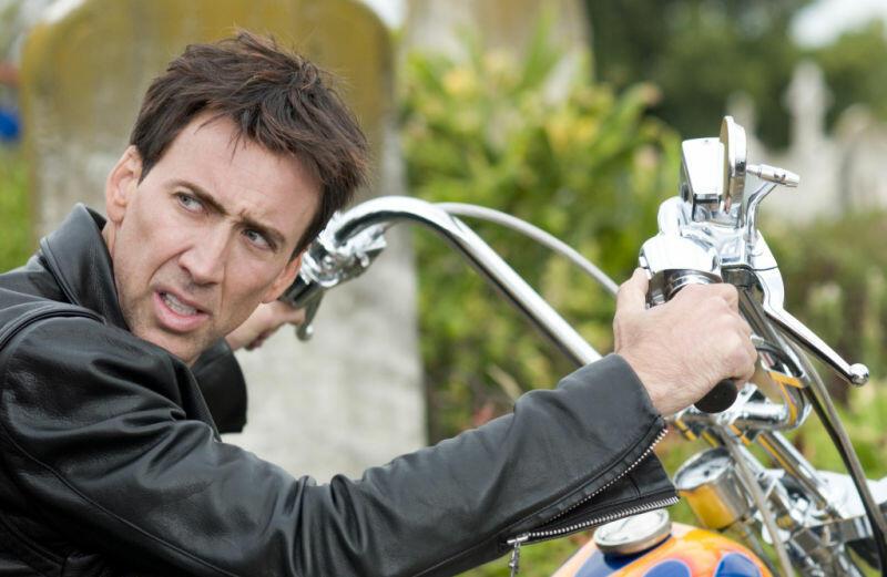 Ghost Rider mit Nicolas Cage