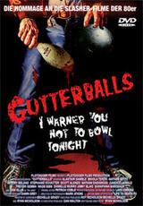 Gutterballs - Poster