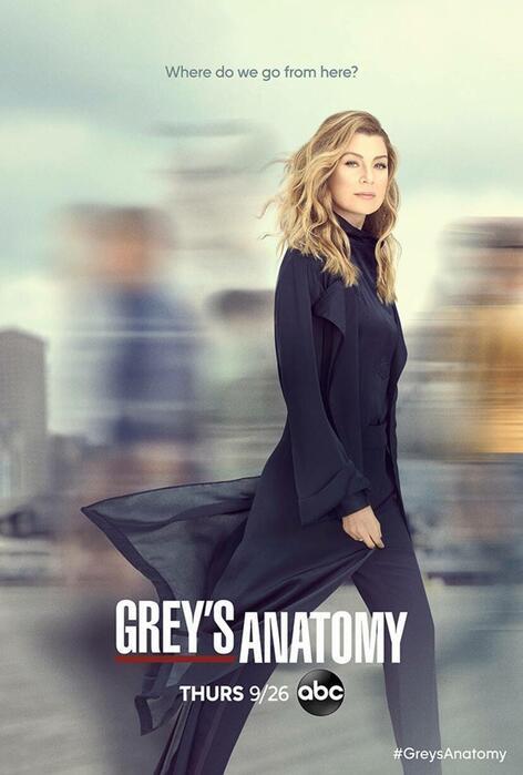 Grey's Anatomy, Grey's Anatomy - Staffel 16
