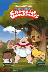 Die Abenteuer des Captain Underpants - Staffel 1 - Poster