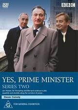 Yes, Prime Minister - Poster
