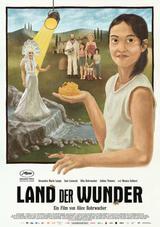 Land der Wunder - Poster