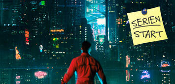 Bild zu:  Altered Carbon