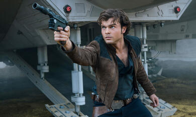Solo: A Star Wars Story mit Alden Ehrenreich - Bild 6