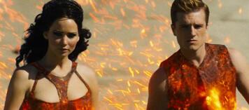 Catching Fire startet mit Sensationsergebnis